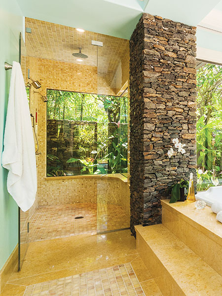 Kapula Maui luxury bathroom