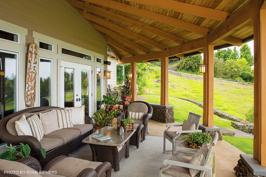 Maui property remodeling