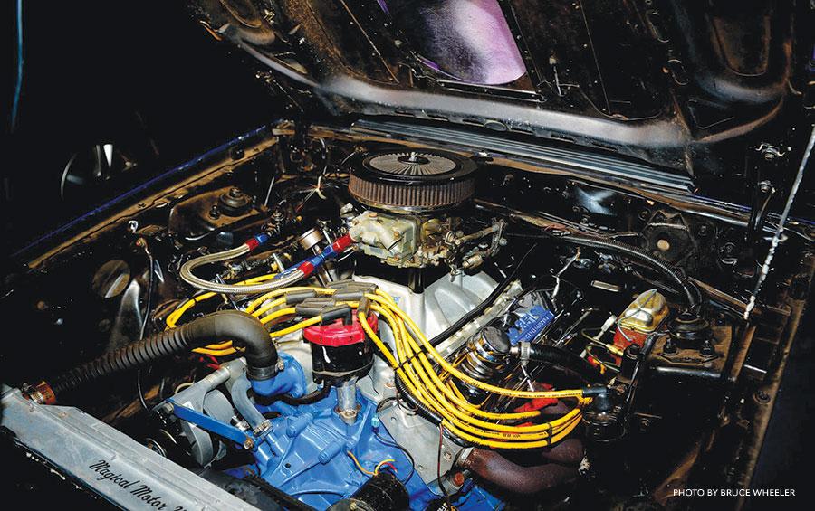 Maui racecar engine