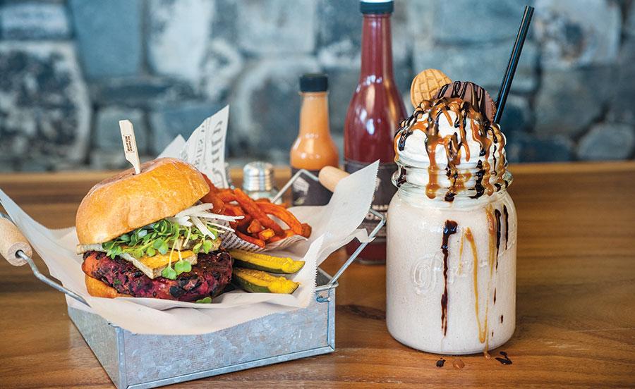 Burger Shack Kapalua Maui