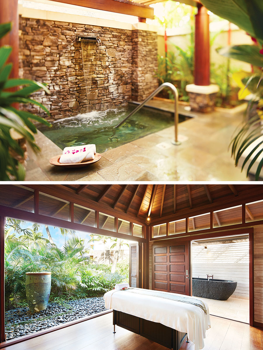 Maui spa treatments