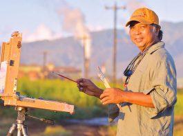 Maui artist Macario Pascual