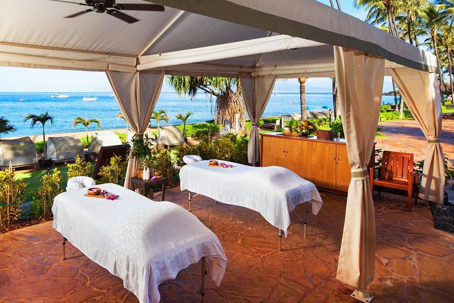 Westin Maui spa