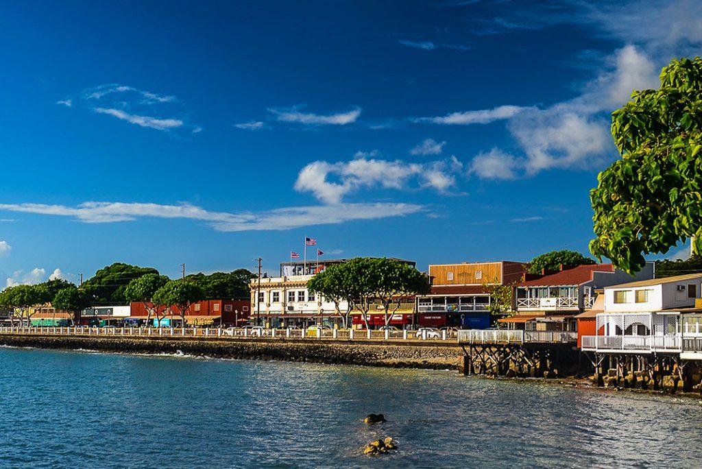 Maui towns
