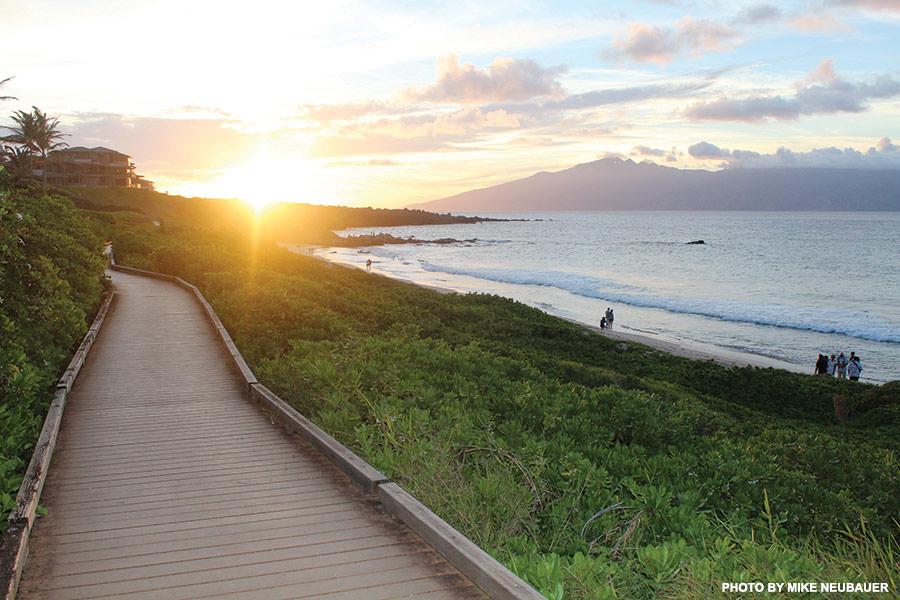 Kapalua Coastal Walk in Maui