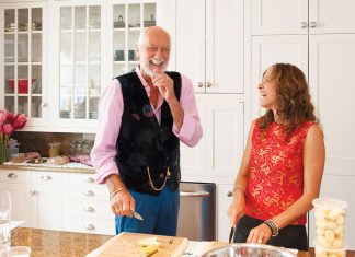 Mick Fleetwood kitchen