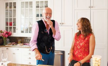 Mick Fleetwood kitchen
