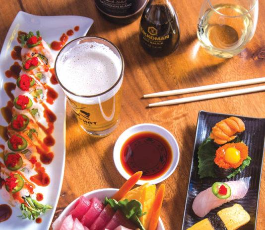 Miso Phat Sushi Maui