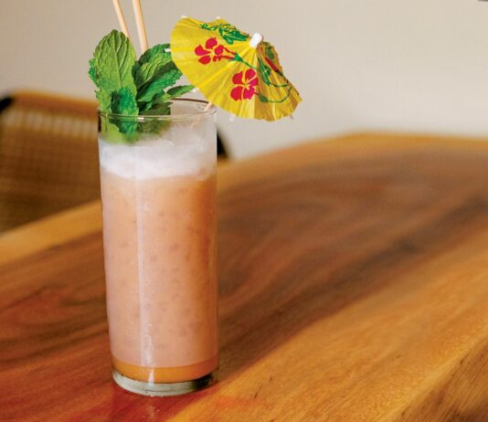Sea Hag cocktail