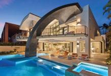 Modern Wailea Maui residence