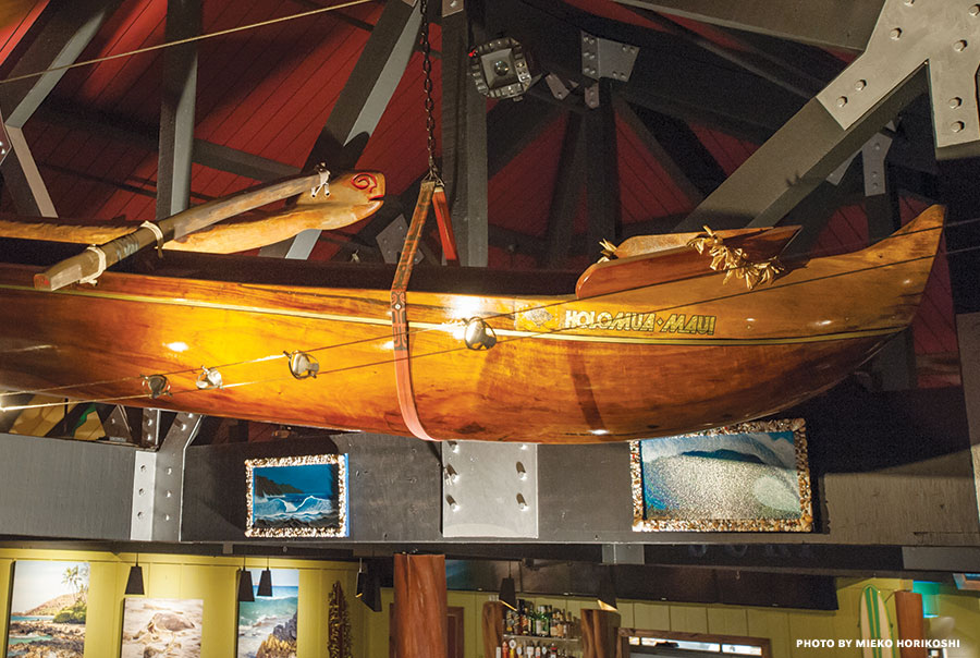 weeping canoe