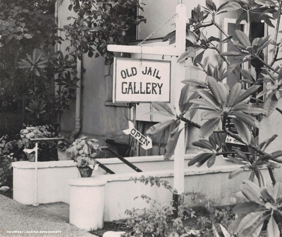 Lahaina Maui Old Jail