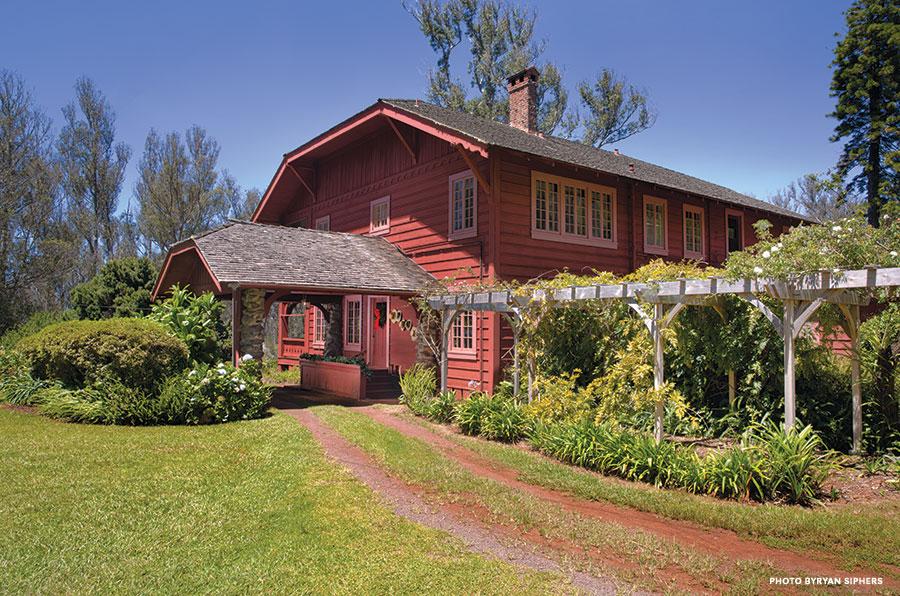 Olinda Maui Home