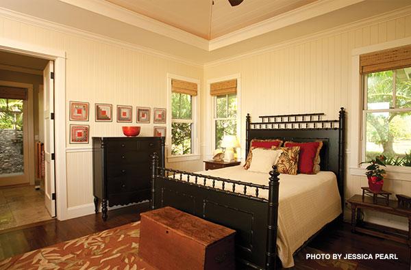 Olowalu master bedroom