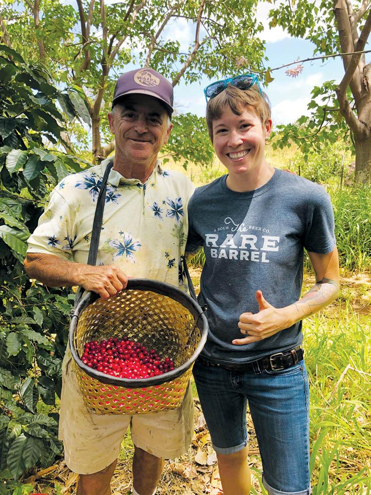 Origin Coffee Roasters-Gerry-Heather