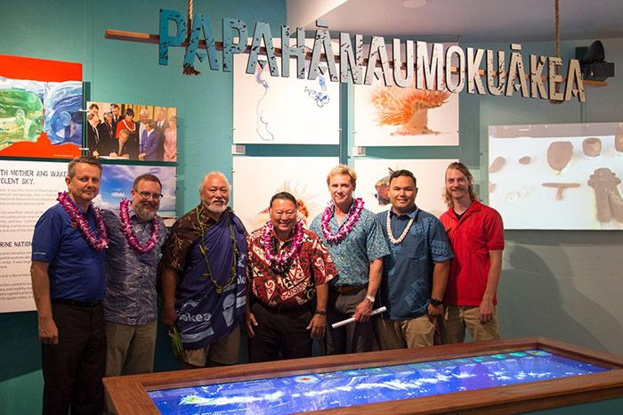Papahānaumokuakea gallery