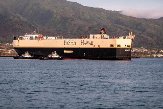 Pasha Cargo Shipping