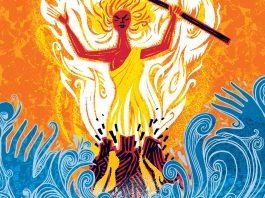 Hawaiian Goddess Pele