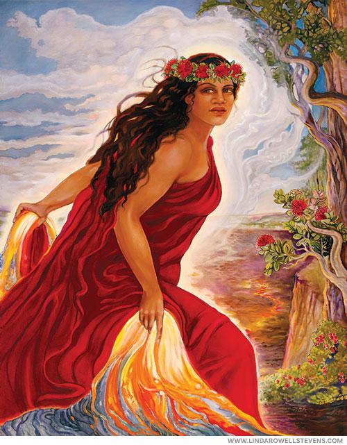 Pele Goddess