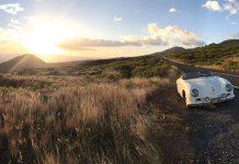 Maui roadster porsche rental
