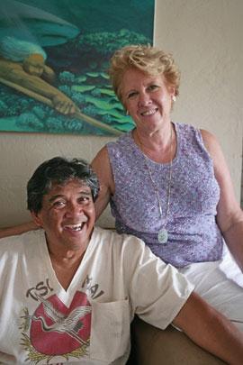 Philip and Christine Sabado