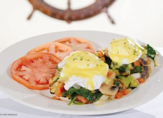 pioneer inn breakfast