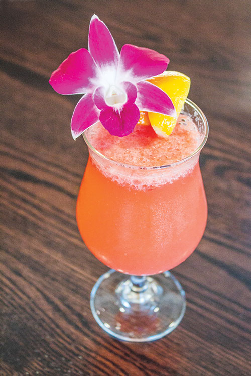 Plantation House cocktail