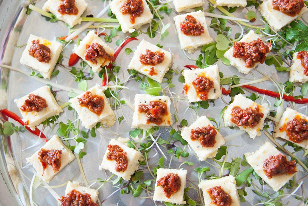 polenta appetizer