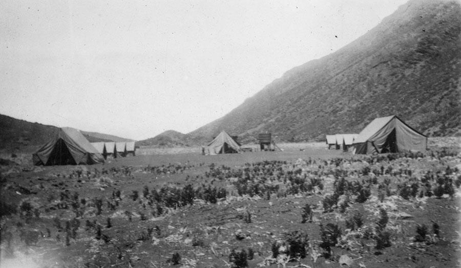 camp wingate kapalaoa