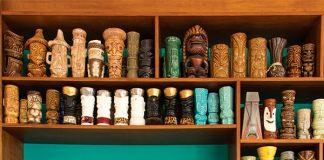 Rob Hawes tiki collection