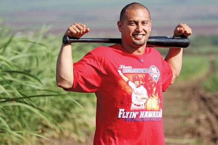Shane Victorino Poi Boy The Pineapple Express Flyin Hawaiian A Major Contributor In Philadelphia Phillies Successful Campaign To Garner