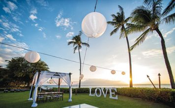Sheraton Maui Weddings