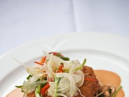Shrimp Lobster Cake recipe