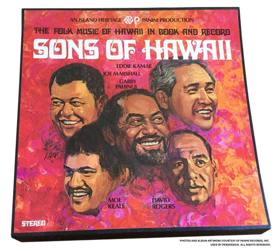 Sons of Hawaii album