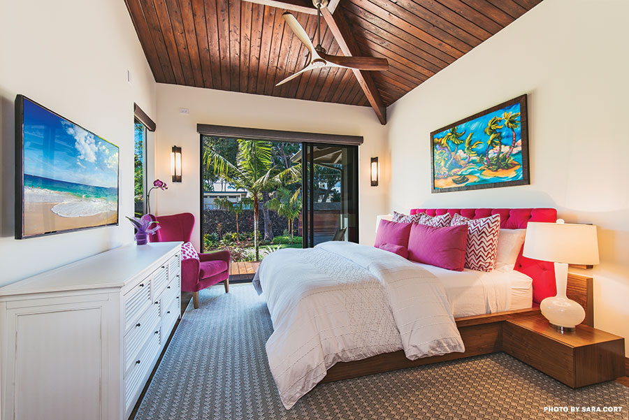 Kihei bedroom