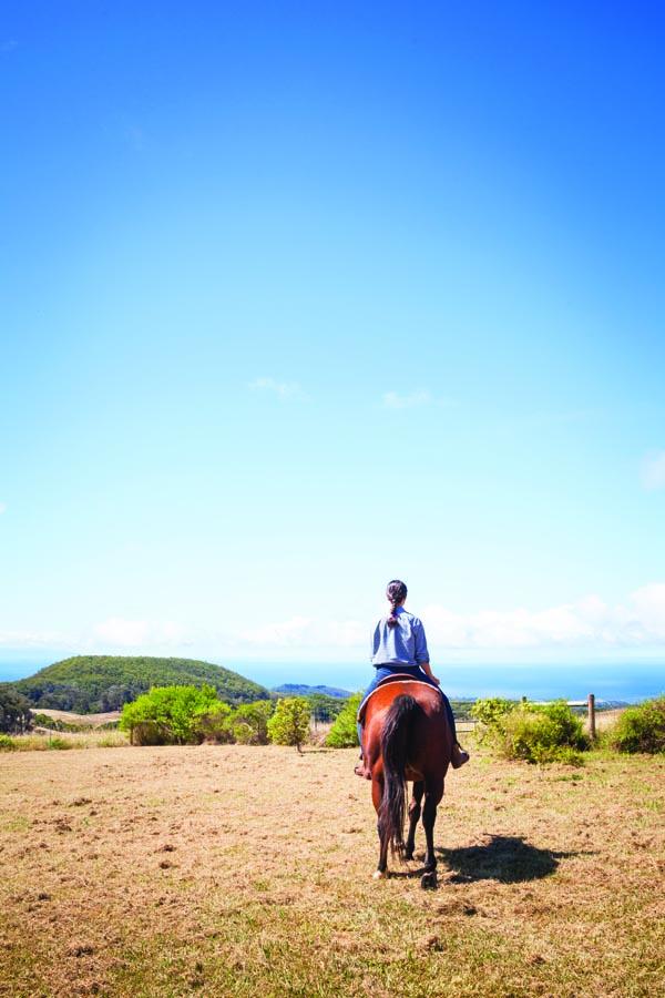 Maui Hawaii ranch vacation