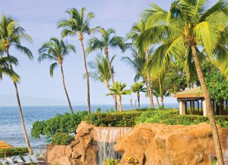 Hyatt Grand Wailea Maui resort swimming pool