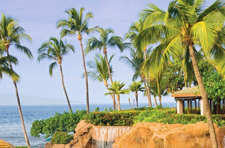 Hyatt Grand Wailea Maui resort swimming pool