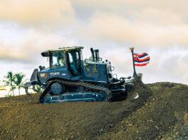 hybrid bulldozer