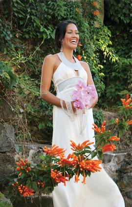 Tamara Catz dresses