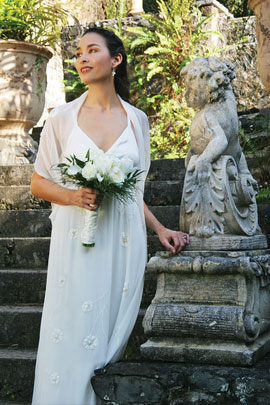 Tamara Catz wedding dress