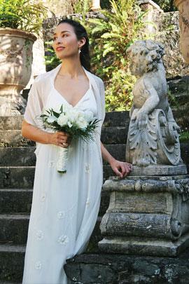Tamara Catz wedding dress