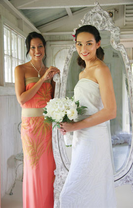 Tamara Catz wedding dresses