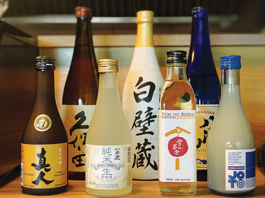 Tanpopo Sake
