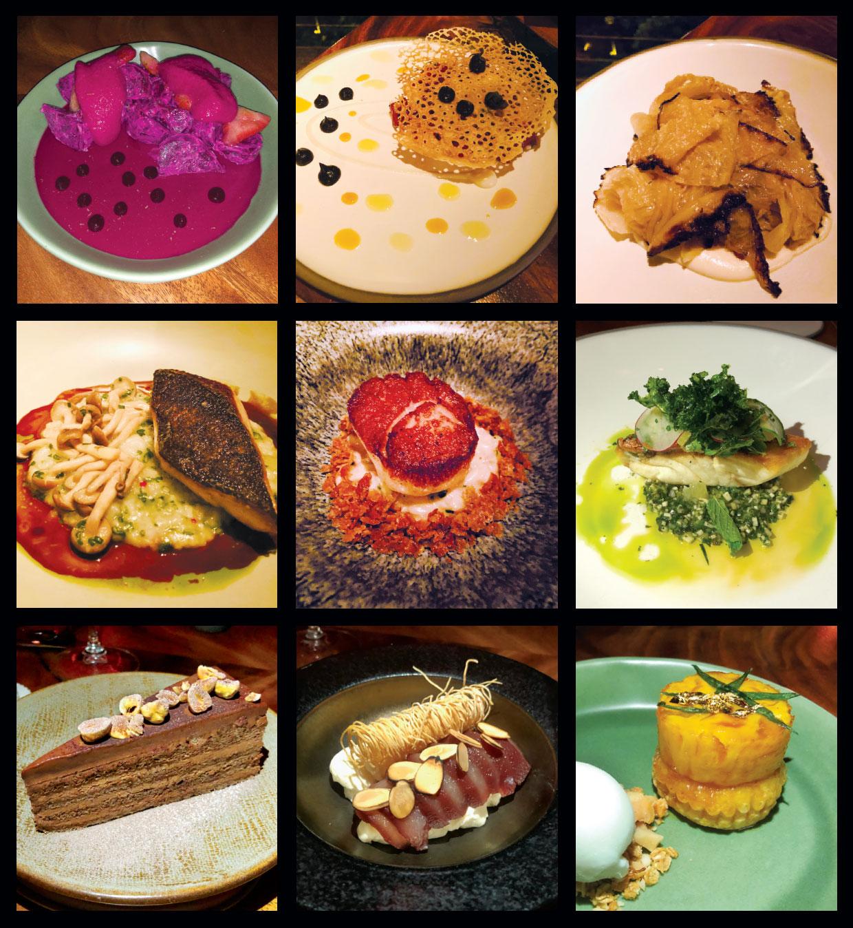 Tasting Menu Hotel Wailea Restaurant