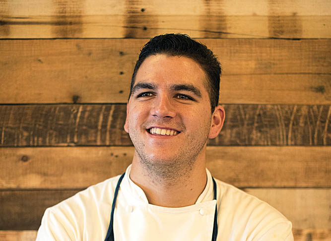 Taylor Ponte Maui Chef of the Year 2020