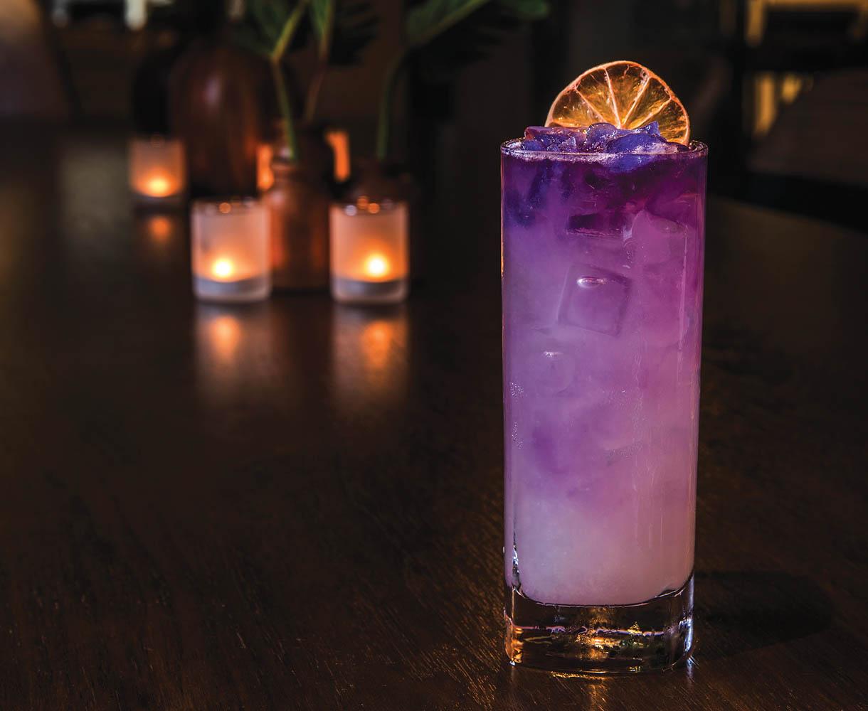 Hideaway cocktail