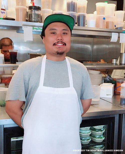 Jeffrey Valdez Maui