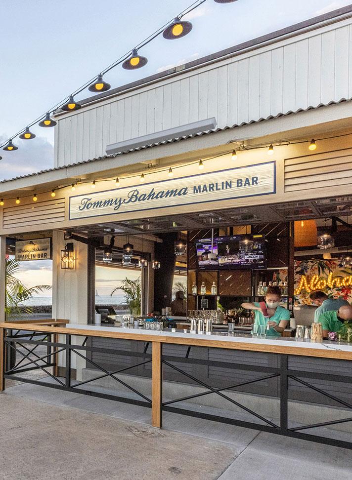 Marlin Bar