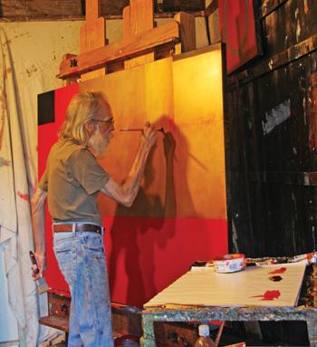 Tony Walholm artist